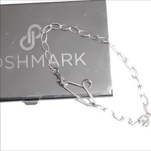 POSH hanger bracelet .925 sterling silver !